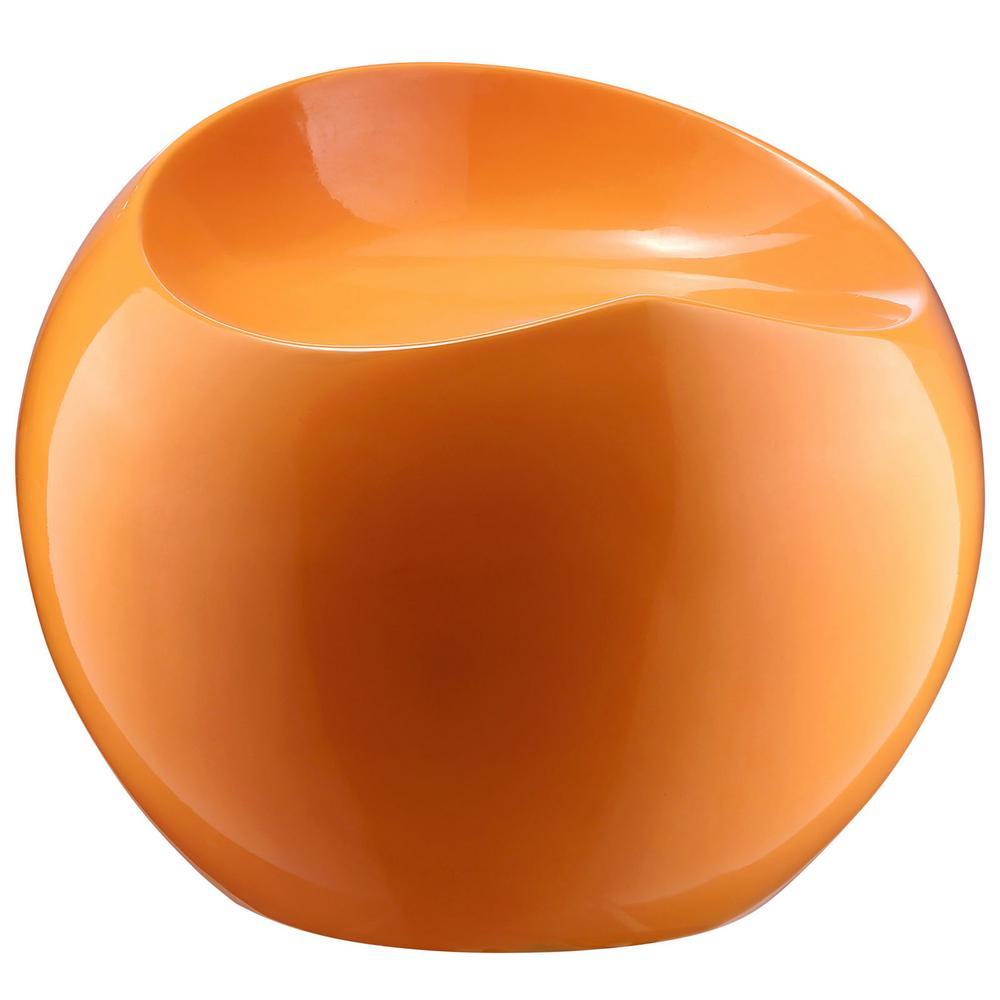 Plop Orange Stool
