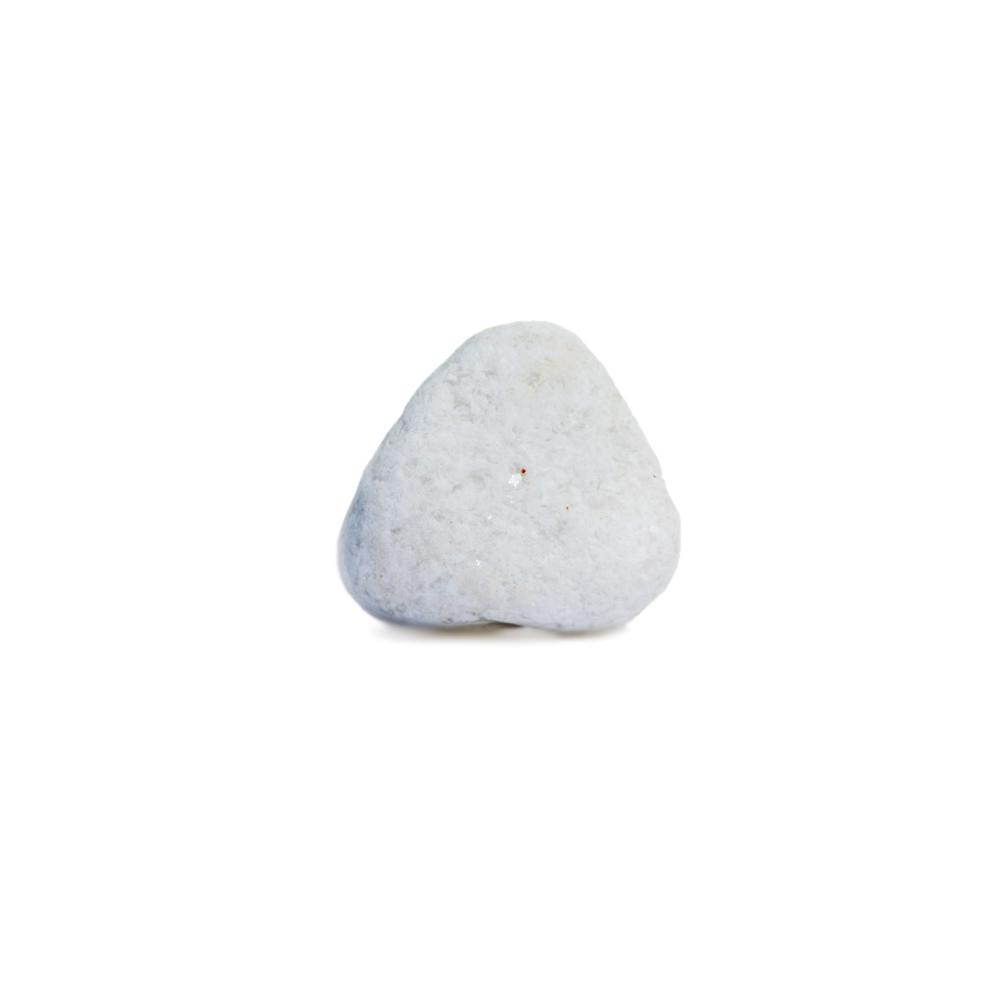 Hardscapes 0.35 cu. ft. 2 in. to 3 in. Snow White Artic Pebble