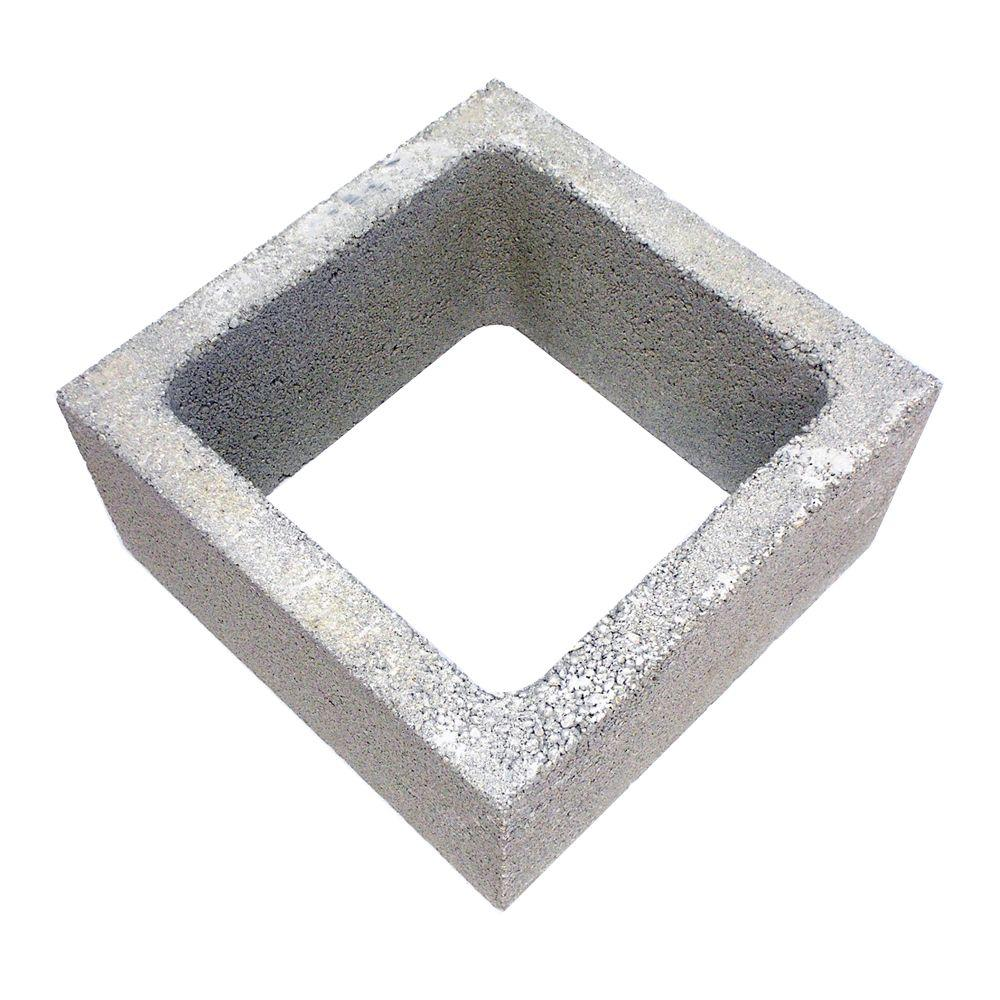Concrete Chimney Blocks : Masonry chimney block dimensions best