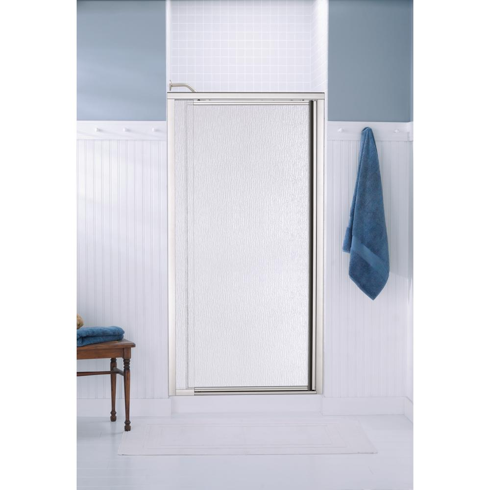 Vista II 31-1/4 in. x 65-1/2 in. Framed Pivot Shower Door