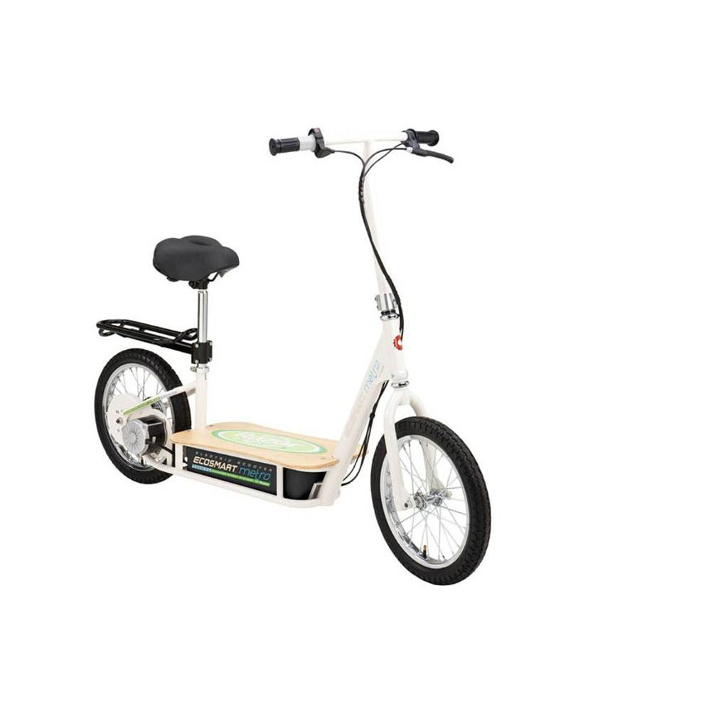 Razor Ecosmart Metro Electric Scooter 13114501 The Home Depot