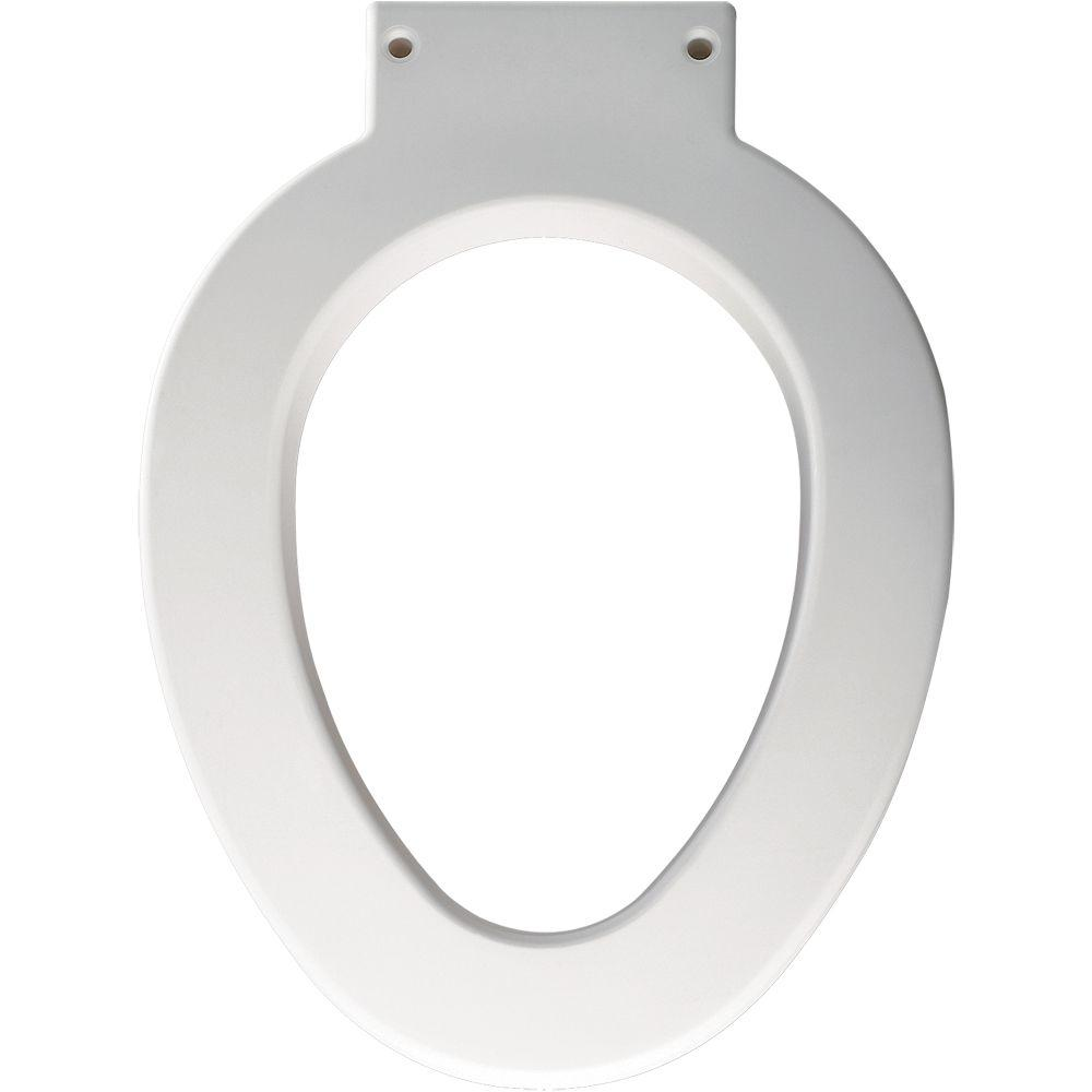 bemis raised toilet seat. BEMIS Medic Aid Elongated Closed Front Toilet Seat in White 4LE