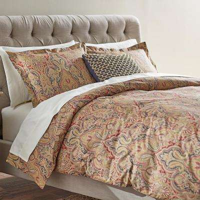 Trophy Room Jewel Queen Duvet