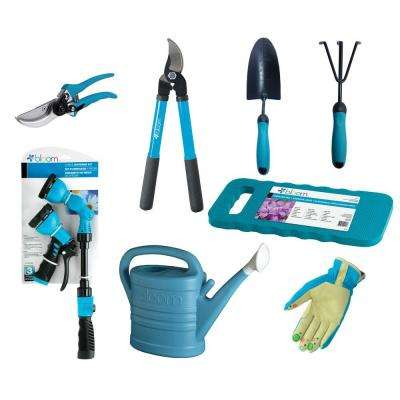 Bloom Starter Kit in Blue (9-Piece)