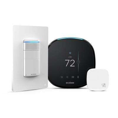 7-Day Smart Thermostat and Switch+ Smart Switch Value Bundle