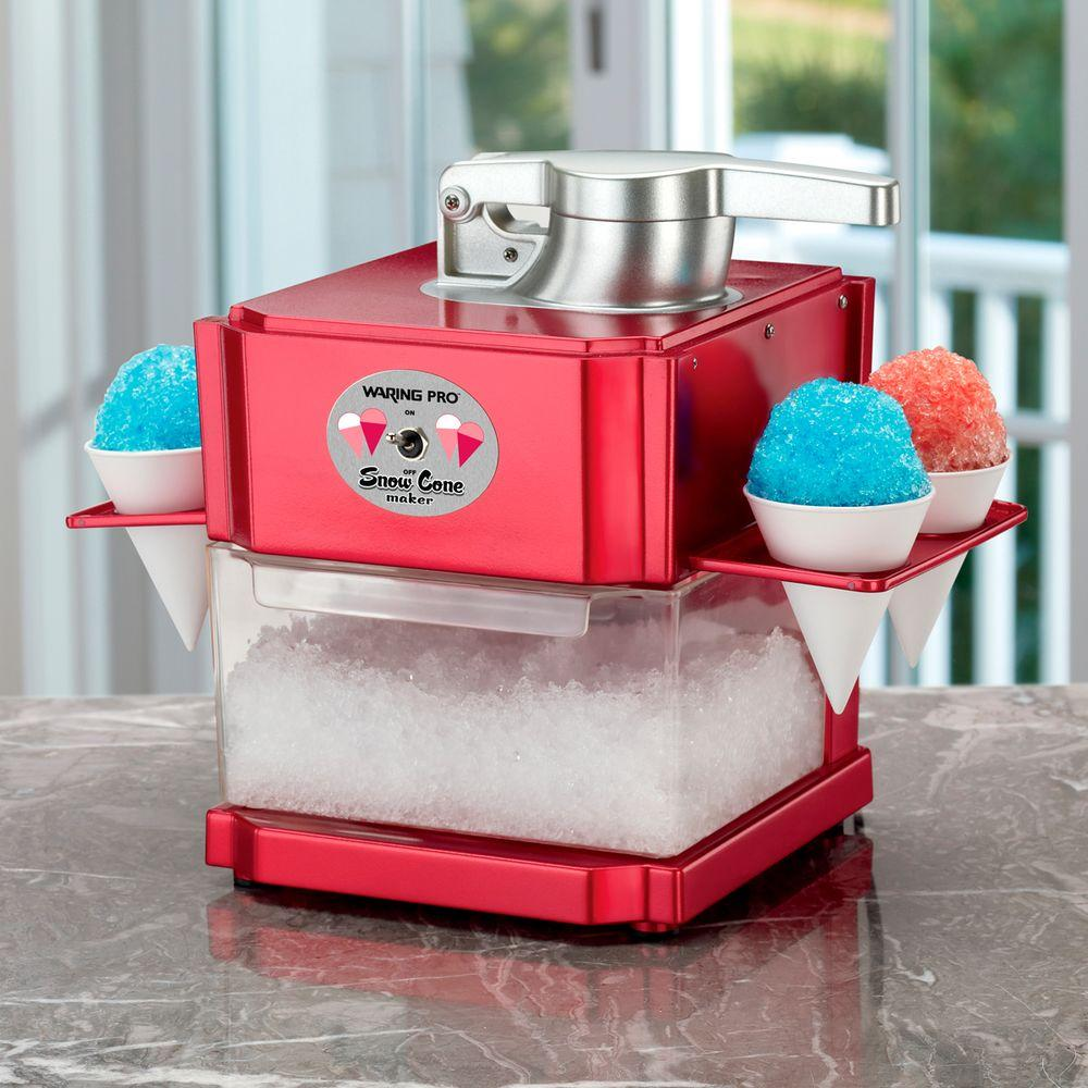 Waring Pro 120-Volt Electric Snow Cone Maker