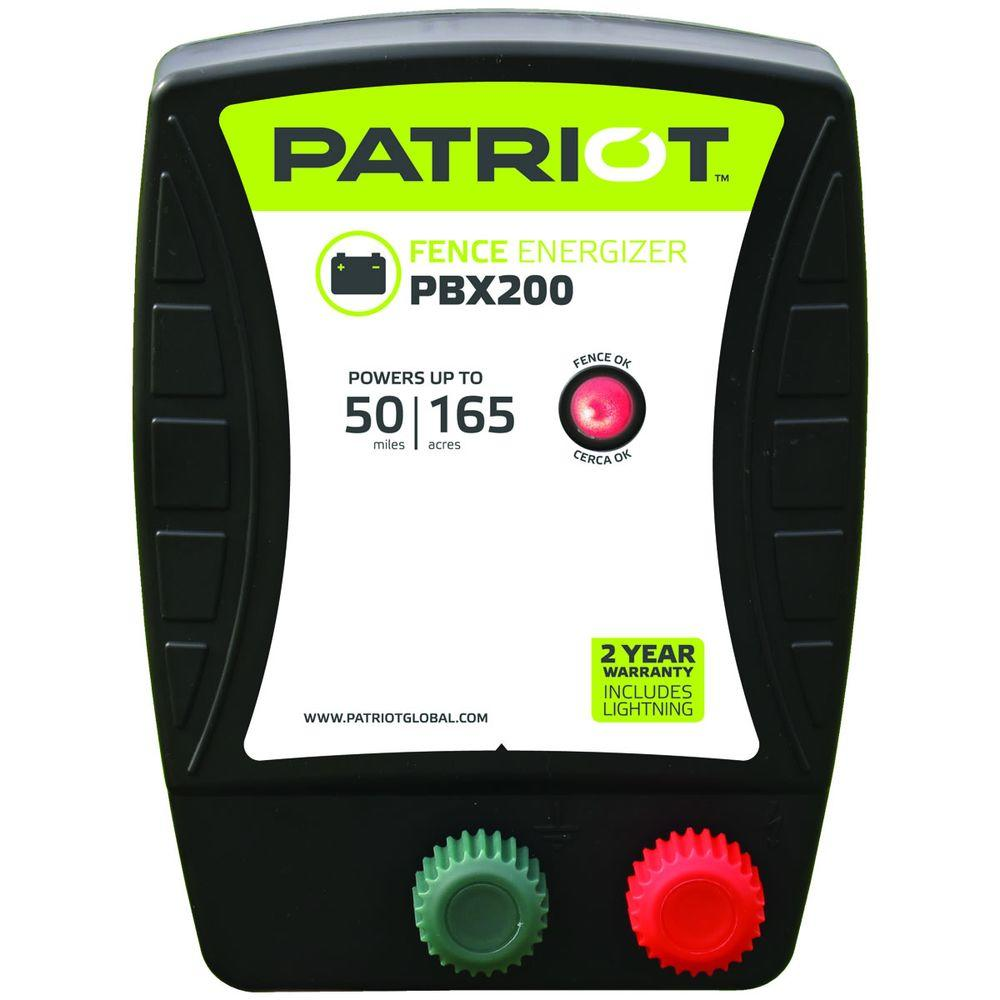 Patriot PBX200 Battery Energizer - 1.9 Joule