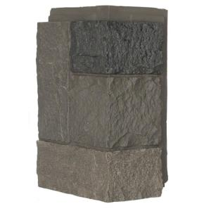 home depot castle rock nextstone castle rock tudor gray 11 in x 7 in faux 10331