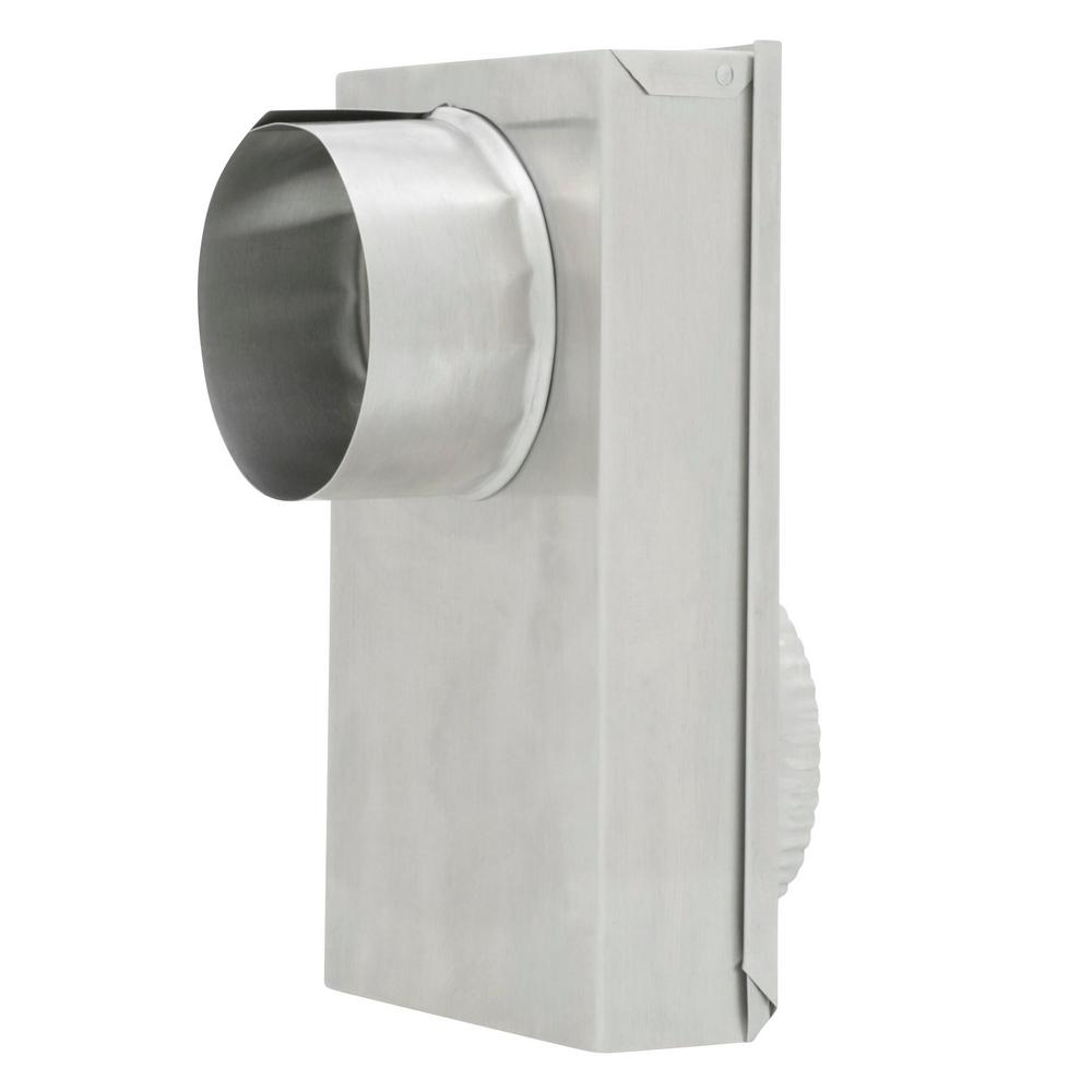 Duct Connector Dryer Vent Extension Dryer Vent Parts Fits in Most Storage Spaces