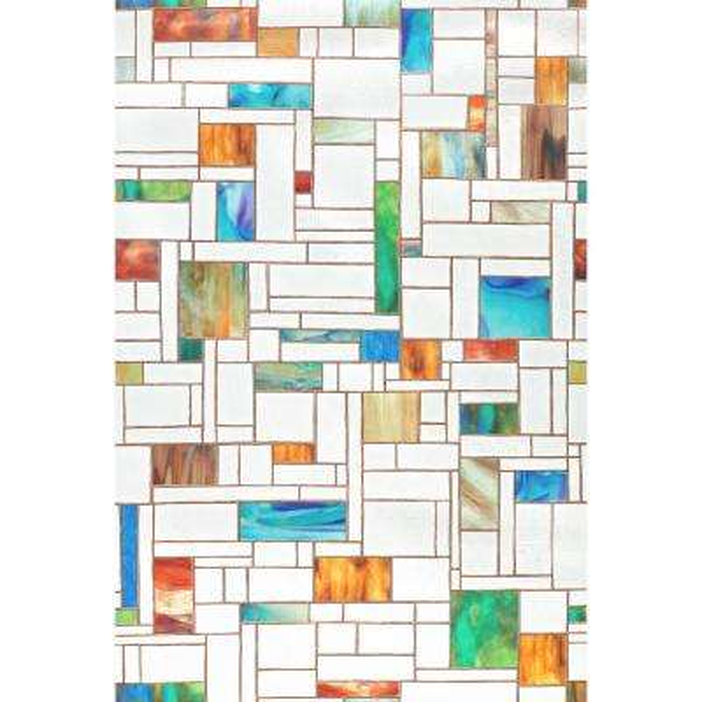 Melange 24 in. W x 36 in. H Window Film