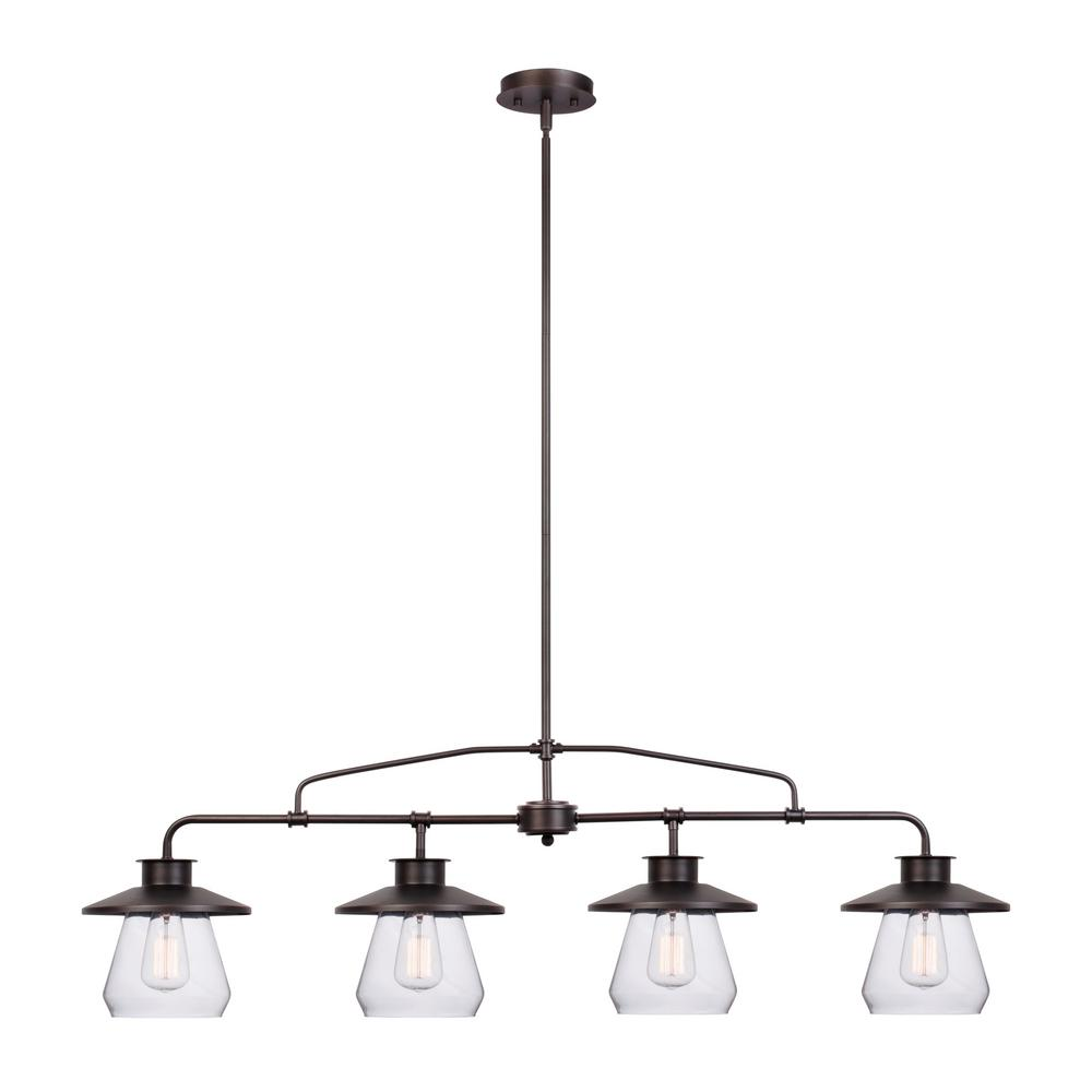 vintage pendant lighting fixtures. Globe Electric Angelina 4-Light Oil-Rubbed Bronze Industrial Vintage Pendant Lighting Fixtures -