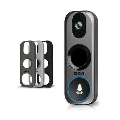 Wireless Door Bell Camera with Full HD Night Vision and Motion Detection