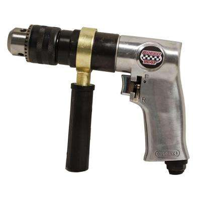 90 psi 1/2 in. Variable Speed Reversible Air Drill