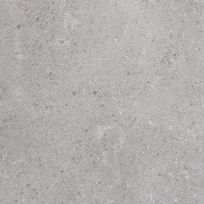 Adelaide Gray Matte 6 in. x 12 in. Porcelain Cove Base Trim Tile