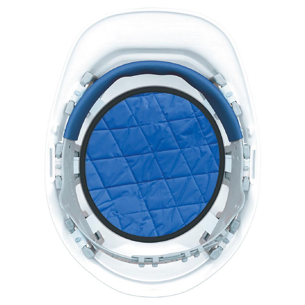 C421 Crown Cooler in Hi Viz Lime/Blue