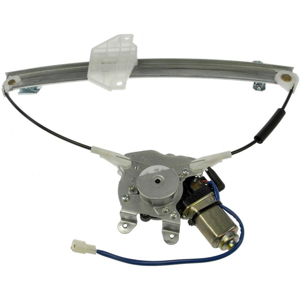 Oe Solutions Power Window Regulator And Motor Assembly 1997