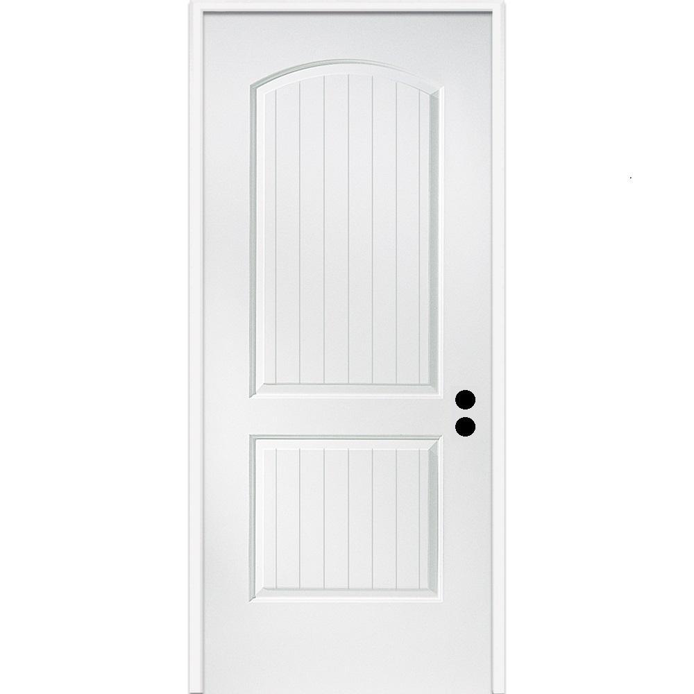 MMI Door 32 in. x 80 in. Cashal Left-Hand Primed Composit...