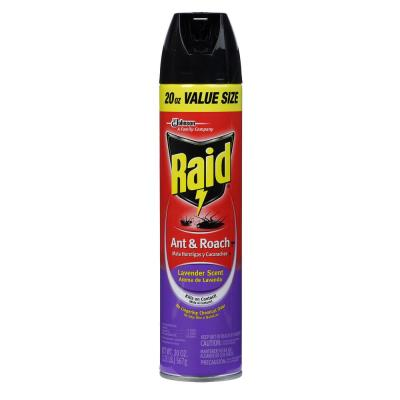 Aerosol -  Roaches -  Insect & Pest Control
