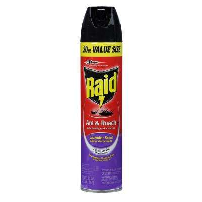 Ant and Roach Killer Lavender Aerosol