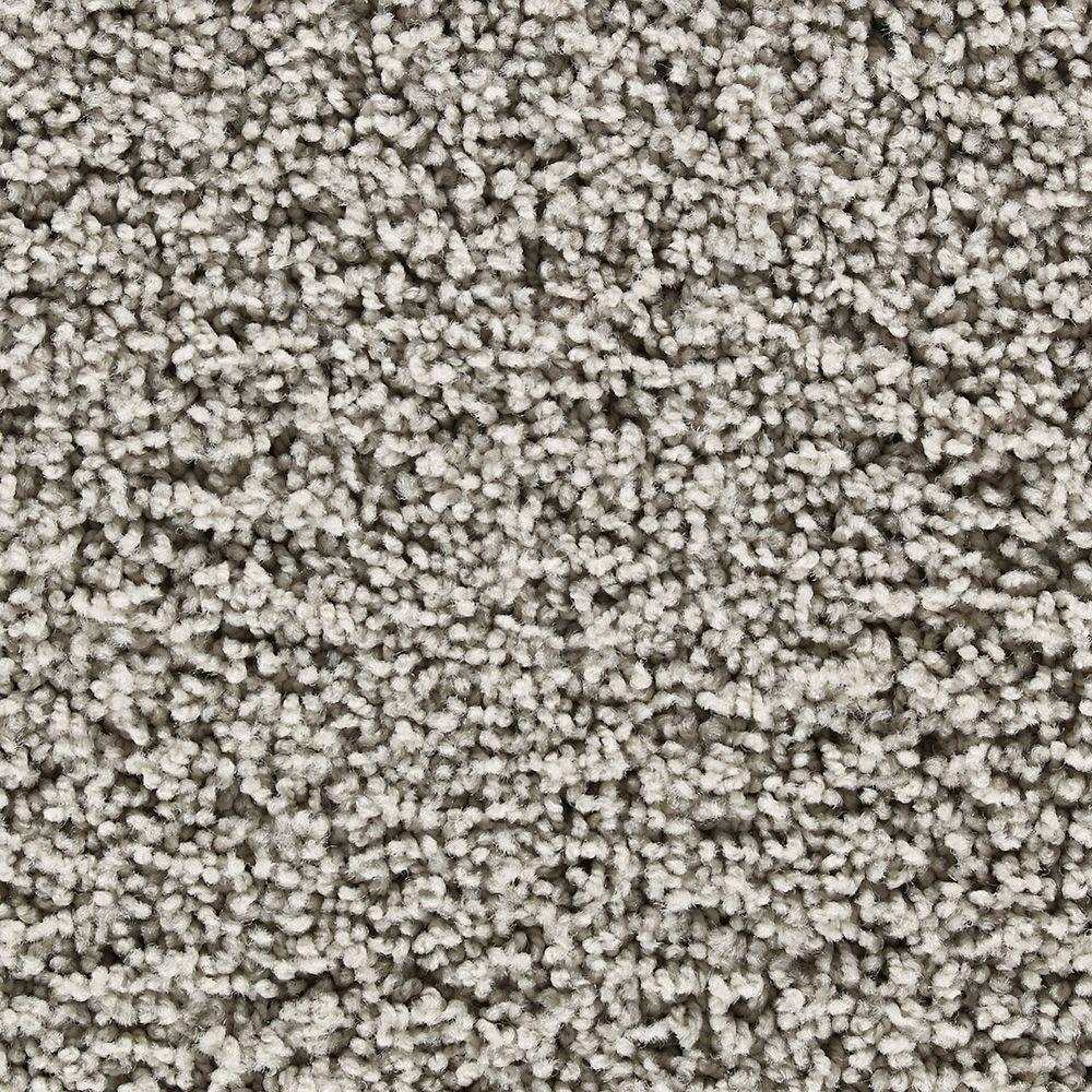 Martha Stewart Living Greystone Driftwood Gray - 6 in. x 9 in. Take Home Carpet Sample-DISCONTINUED