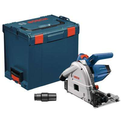 6-1/2 in. 13 Amp Corded Track Saw with Plunge Action and L-Boxx Carrying Case