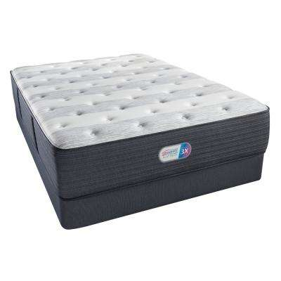 Platinum Haven Pines Plush Cal King Mattress Set