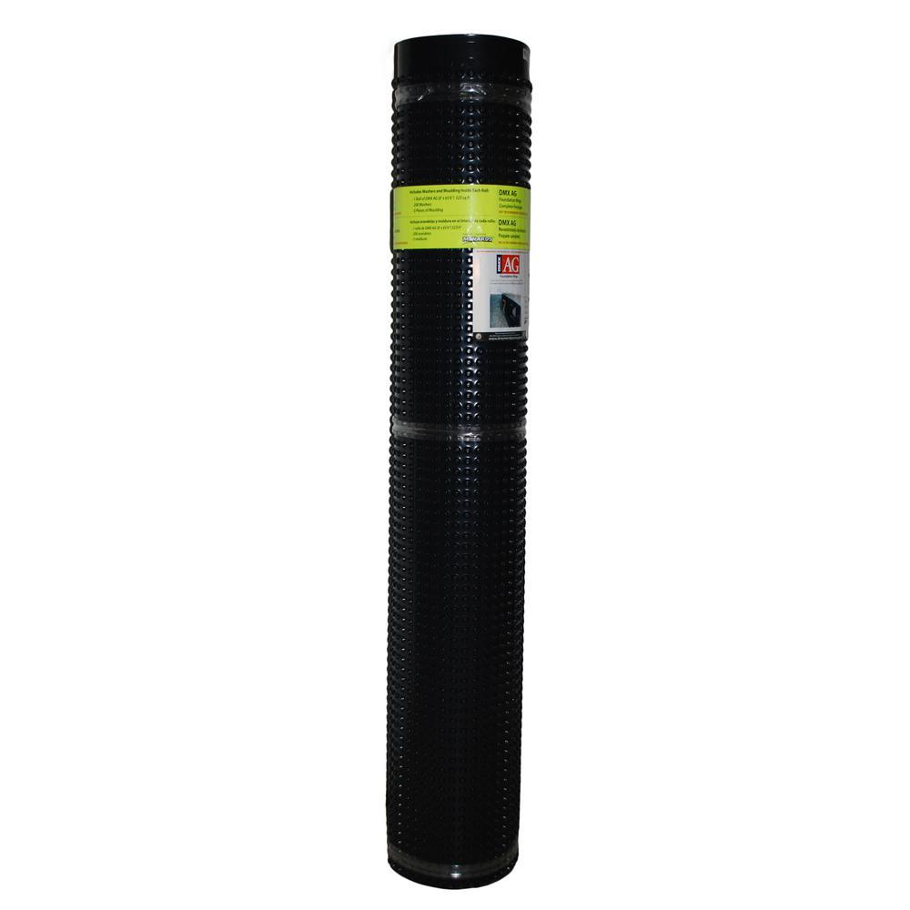 65.6 ft. x 6.6 ft. DMX AG Foundation Wrap Kit