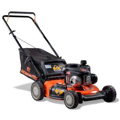 21 in. 140cc 3-in-1 Gas Walk Behind Push Mower