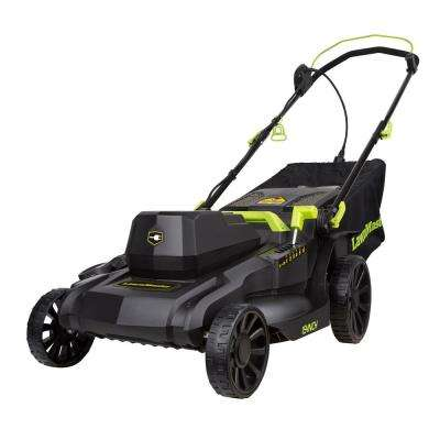 18 in. 12.5 Amp Corded Electric Simple Start Walk Behind Push Mower