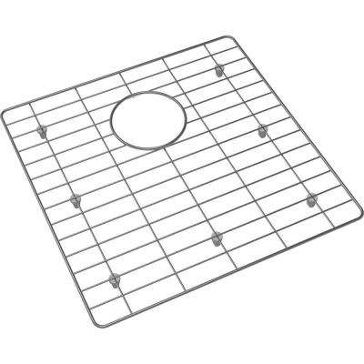Crosstown Kitchen Sink Bottom Grid - Fits Bowl Size 17 in. x 17 in.
