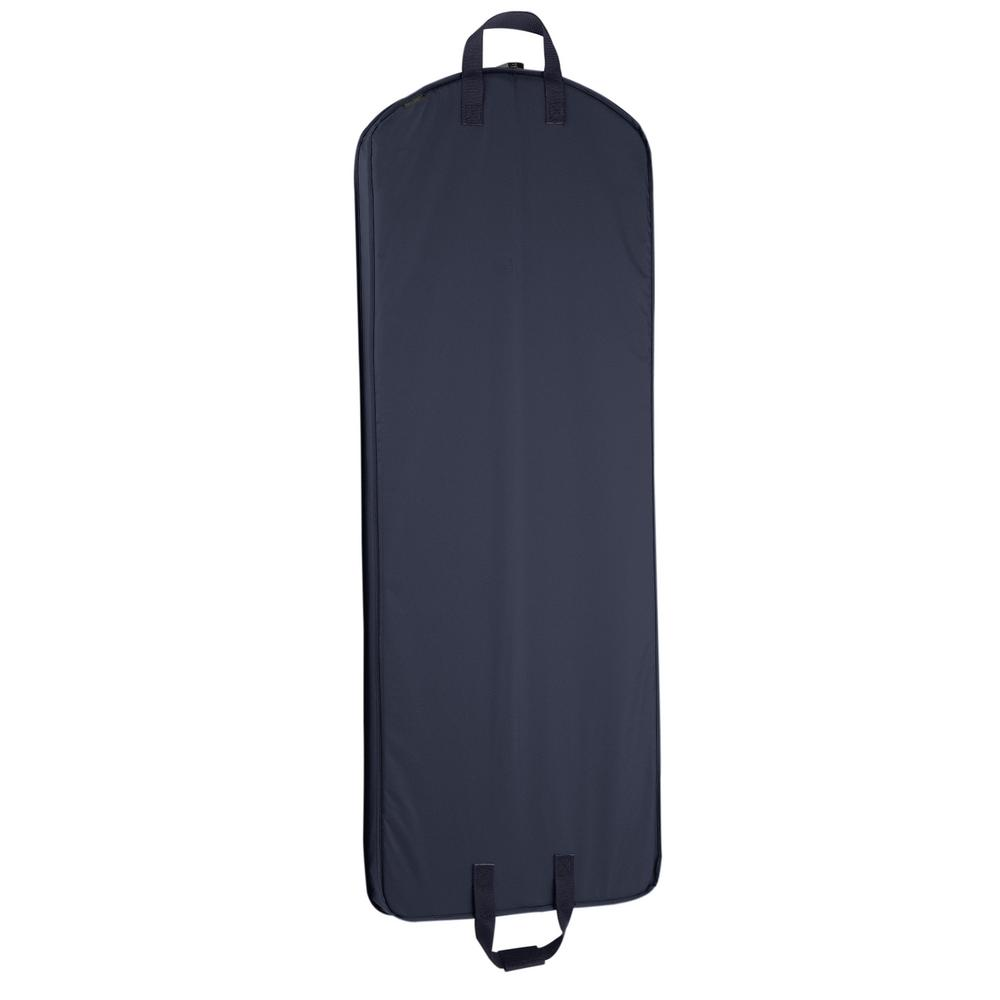Navy Gown Length Carry On Garment Bag