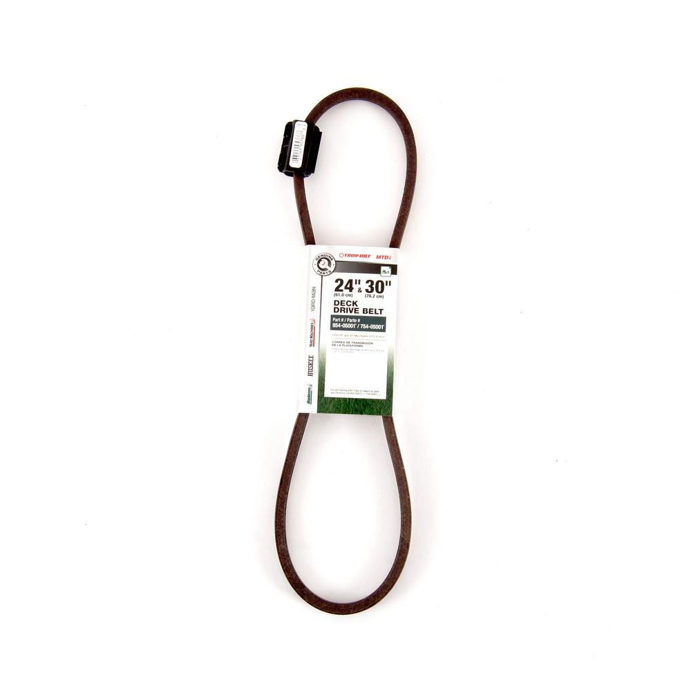 24 in. and 30 in. Deck Drive Belt