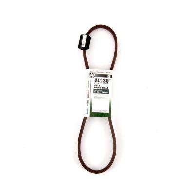 24 in. and 30 in. Deck Drive Belt for 24 in. and 30 in. Mini Lawn Mowers OE Replacement 954-05001/754-05001