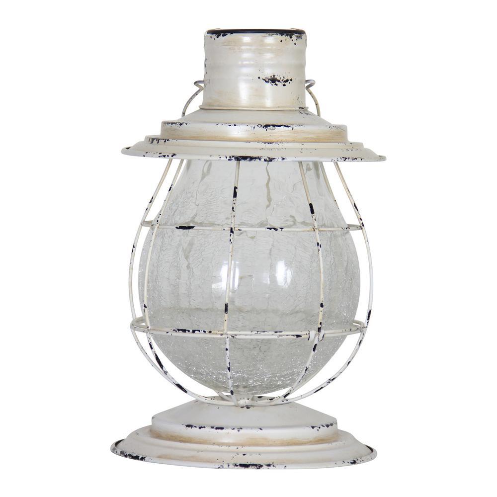 10 in. Solar P Lantern