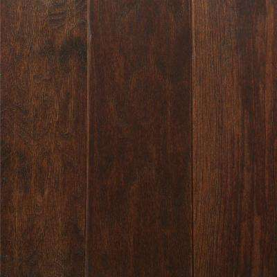 American Vintage Scraped Tobacco Barn 3/8 in. T x 5 in. W x Varying L Engineered Hardwood Flooring (25 sq. ft. / case)