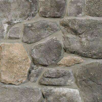 Bull Run Field Stone 5 in. x 13 in. Manufactured Stone Field Stone Flat Siding 11 sf. ft. Pack