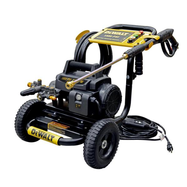 DEWALT DXPW1500E 1500 PSI @ 2.0 GPM Electric Pressure Washer