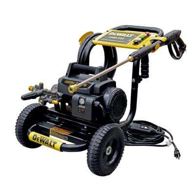Heavy-Duty 1500 PSI at 2.0 GPM Electric Pressure Washer