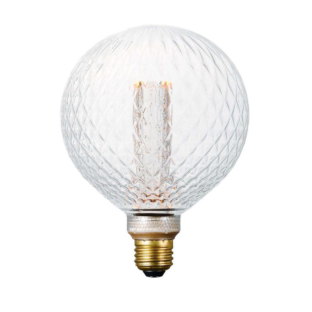 Maxim Lighting 60-Watt Equivalent G40 Dimmable LED Light Bulb (1-Bulb)