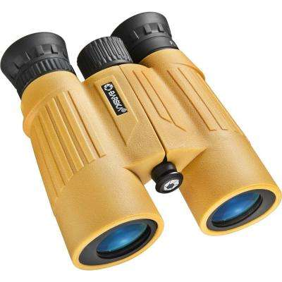 Floatmaster 10x30 Waterproof Floating Binoculars - Yellow