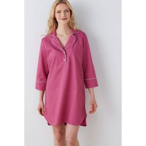 d2693e6781 The Company Store Solid Poplin Cotton Women's Extra Large Raspberry ...