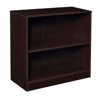 Mod Truffle No-Tools Assembly 29 in. H x 30 in. W Bookcase
