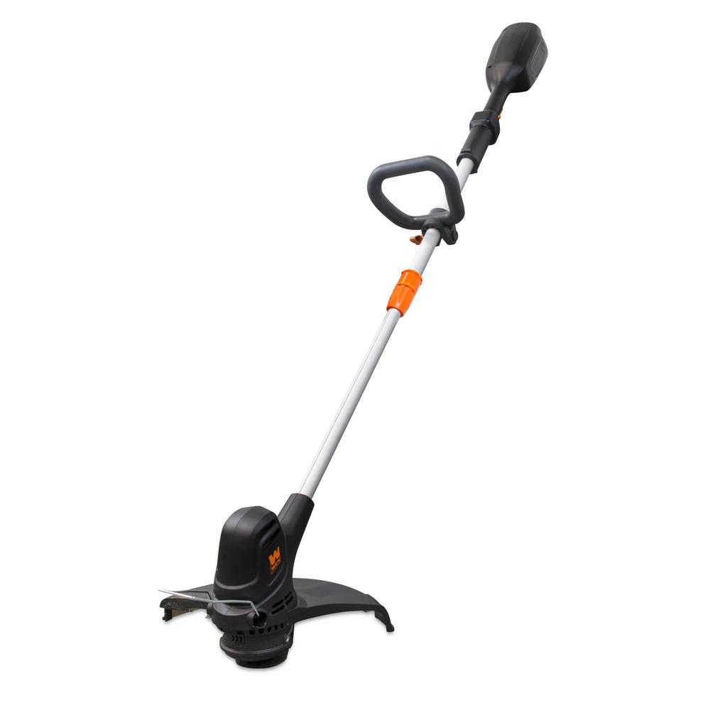 Cordless String Trimmer Edger 14 In 40 V Max Lithium Ion