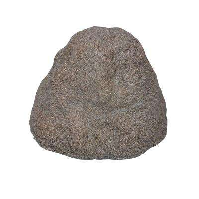 8 in. H. Sandblasted Composite Small Rock Cover