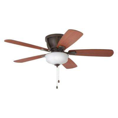 Costner 52 in. LED Oil-Rubbed Bronze Ceiling Fan