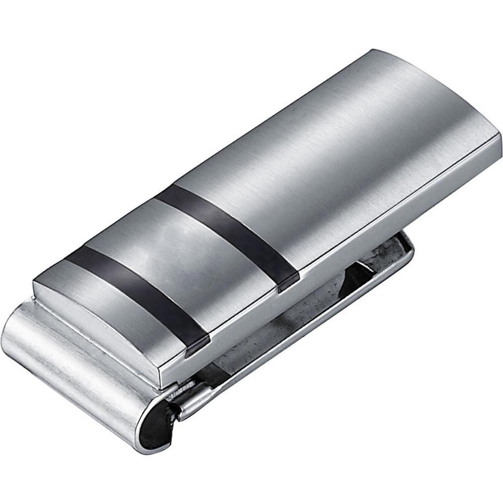 Rafael Carbon Fiber Stainless Steel Money Clip
