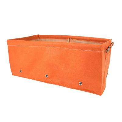 BloemBagz Raised Bed Planter Grow Bag 12 Gallons Tequila Sunrise