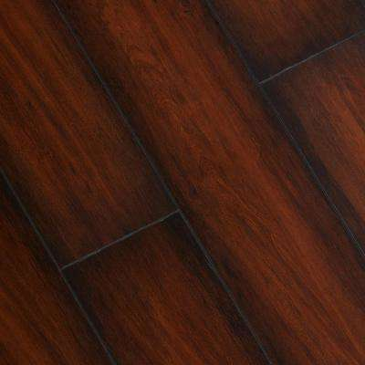 Distressed Maple Cruise 8 mm Thick x 5-5/8 in. Wide x 47-7/8 in. Length Laminate Flooring (18.70 sq. ft. / Case)
