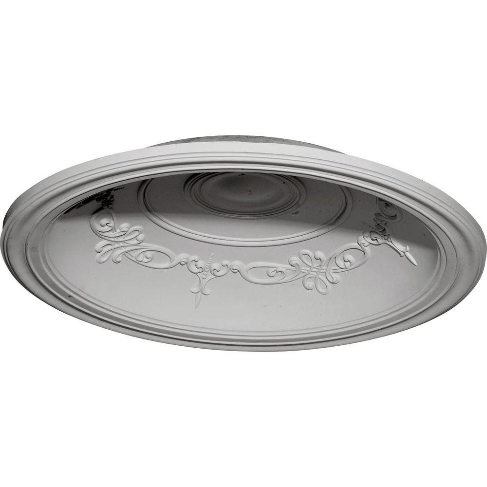 35 in. Chesterfield Recessed Mount Ceiling Dome