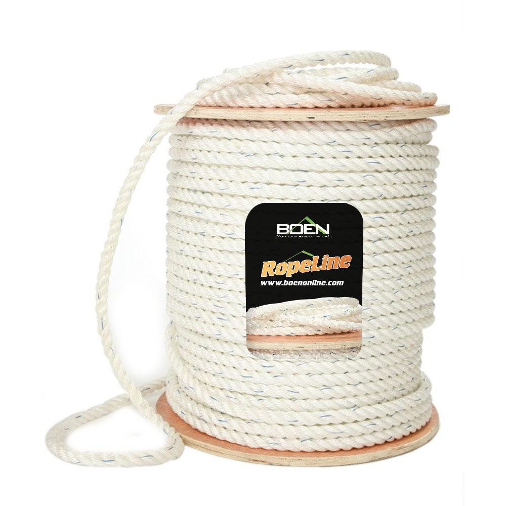 5/8 in. x 300 ft. Poly-Combo 3-Strand Safety Rope